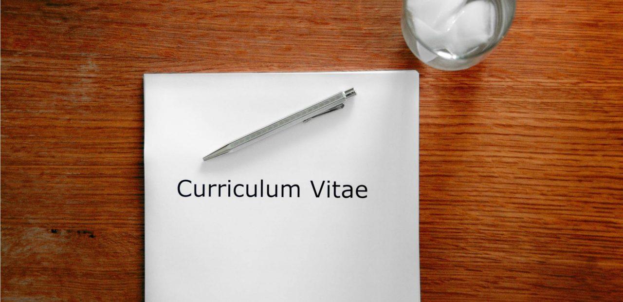 lo que debe llevar un CV