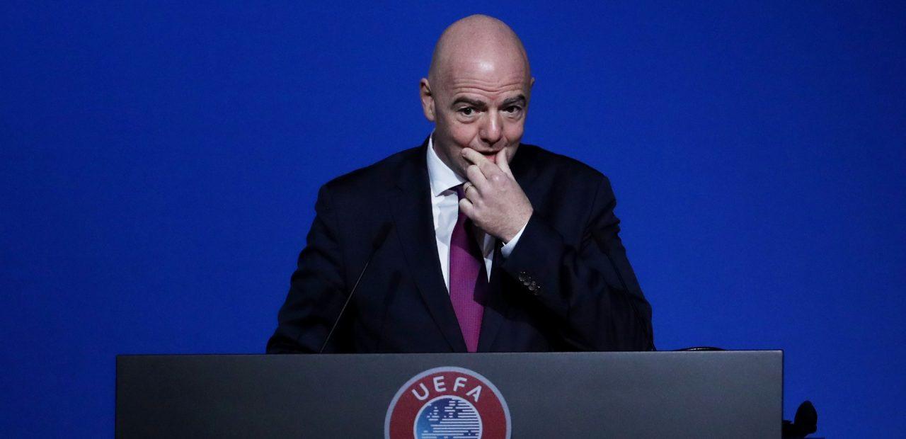 Gianni Infantino FIFA