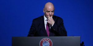 Las autoridades de Suiza lanzan una investigación criminal contra Gianni Infantino, presidente de la FIFA