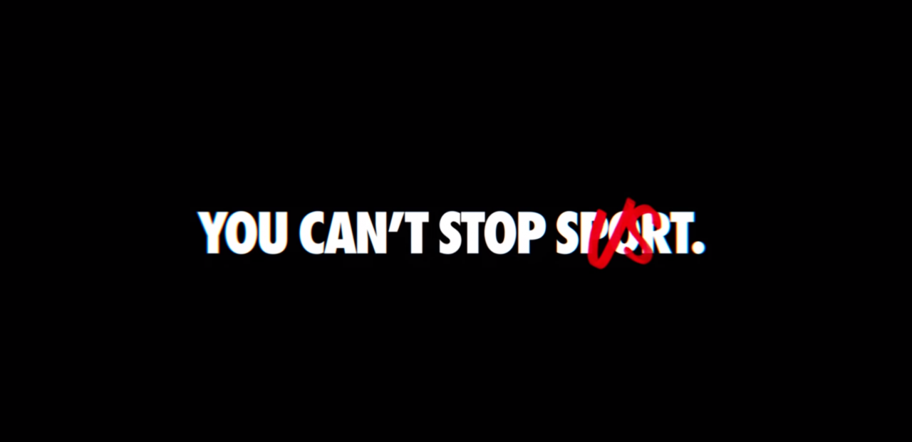 comercial anuncio Nike
