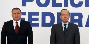 EU acusa de tráfico de cocaína a Luis Cárdenas Palomino y Ramón Pequeño García, dos colaboradores de Genaro García Luna durante el gobierno de Felipe Calderón