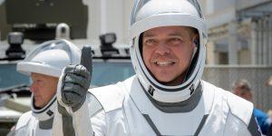 La NASA da luz verde para el regreso de los astronautas de  la misión de SpaceX a la Tierra