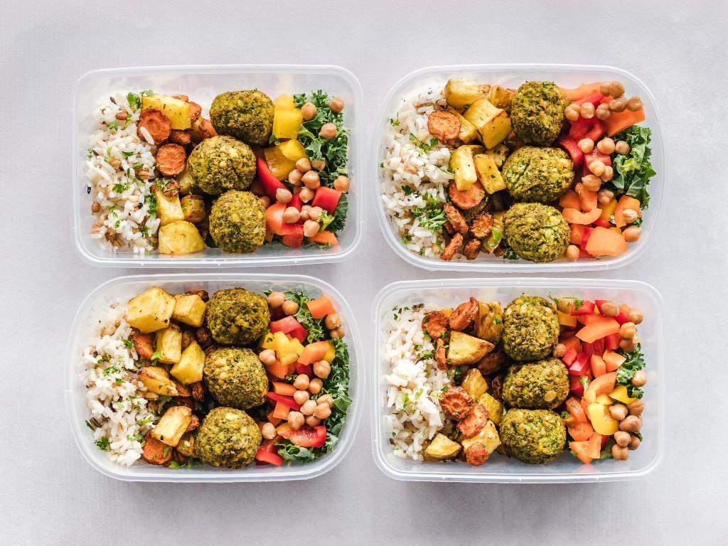 porciones comida perder peso