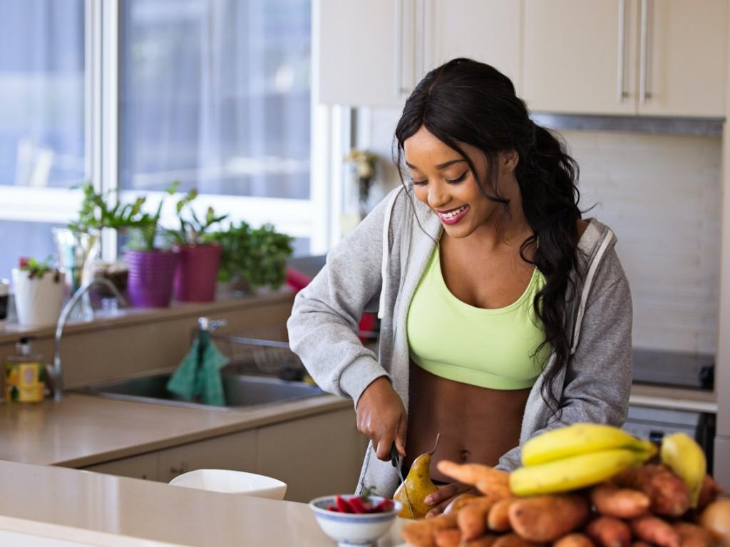 perder peso sanamente
