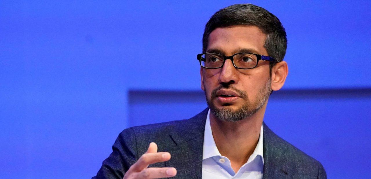 Sundar Pichai Google | Business Insider México
