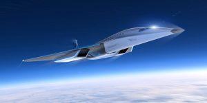 Virgin Galactic trabaja en un avión que podría volarte de la CDMX a Washington D.C. en una hora
