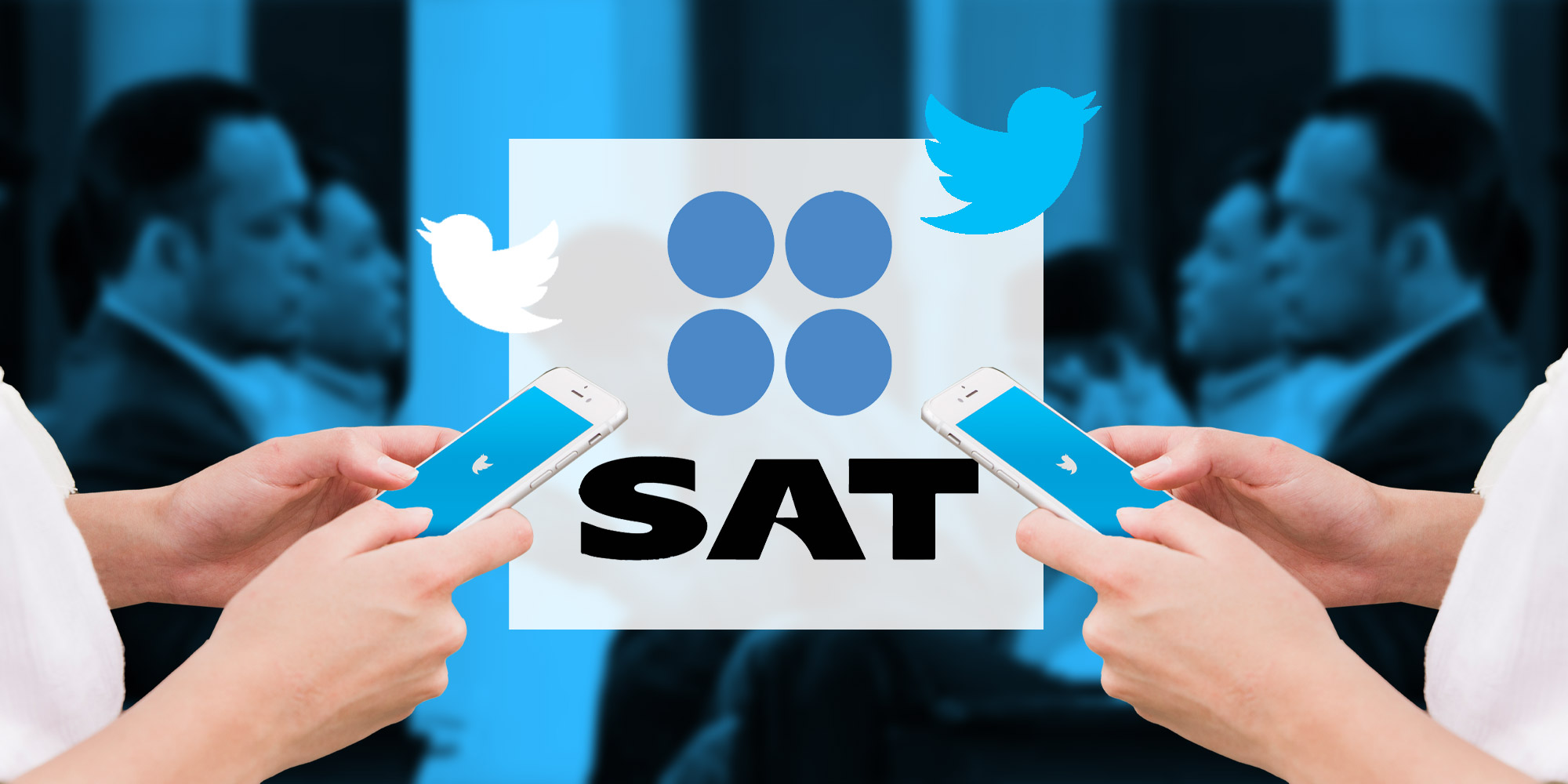 📆 En esta cuenta de Twitter avisan cuando hay citas en el SAT
