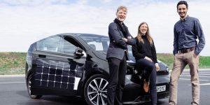 Sono Motors: la startup alemana que desafía a la industria del automóvil con coches solares y está teniendo un éxito asombroso