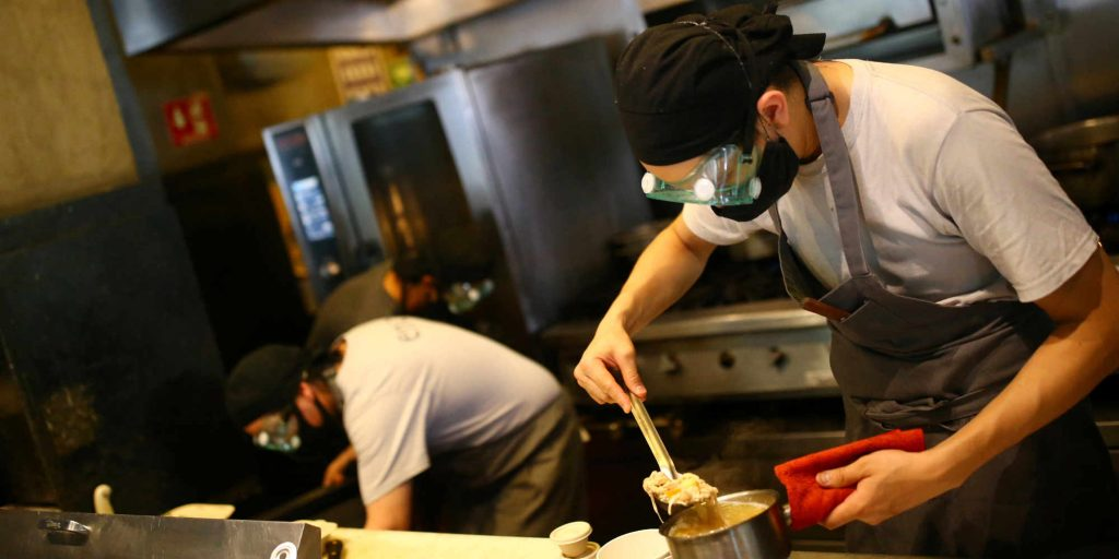 empleo en México restaurantes
