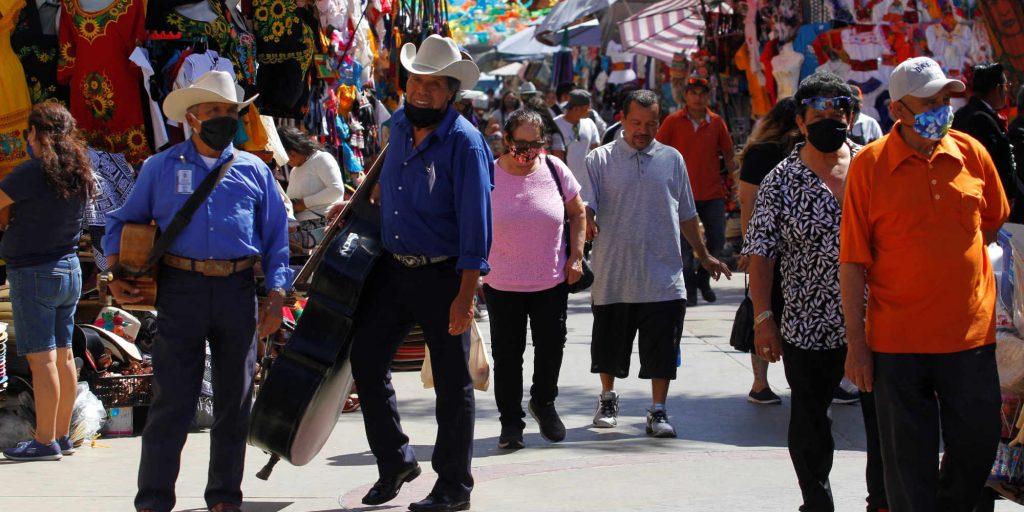 empleo en México comercio