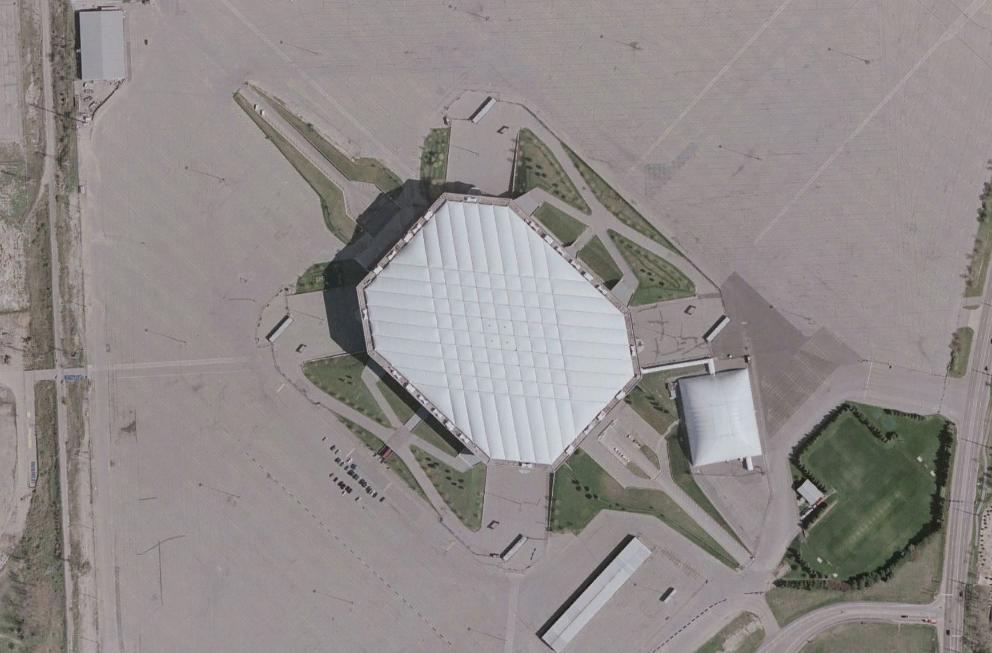 Pontiac Silverdome | Business Insider México