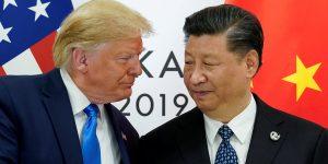 Estados Unidos excluirá a las empresas de China que no cumplan sus estándares y dejarán de cotizar en la Bolsa en 2021