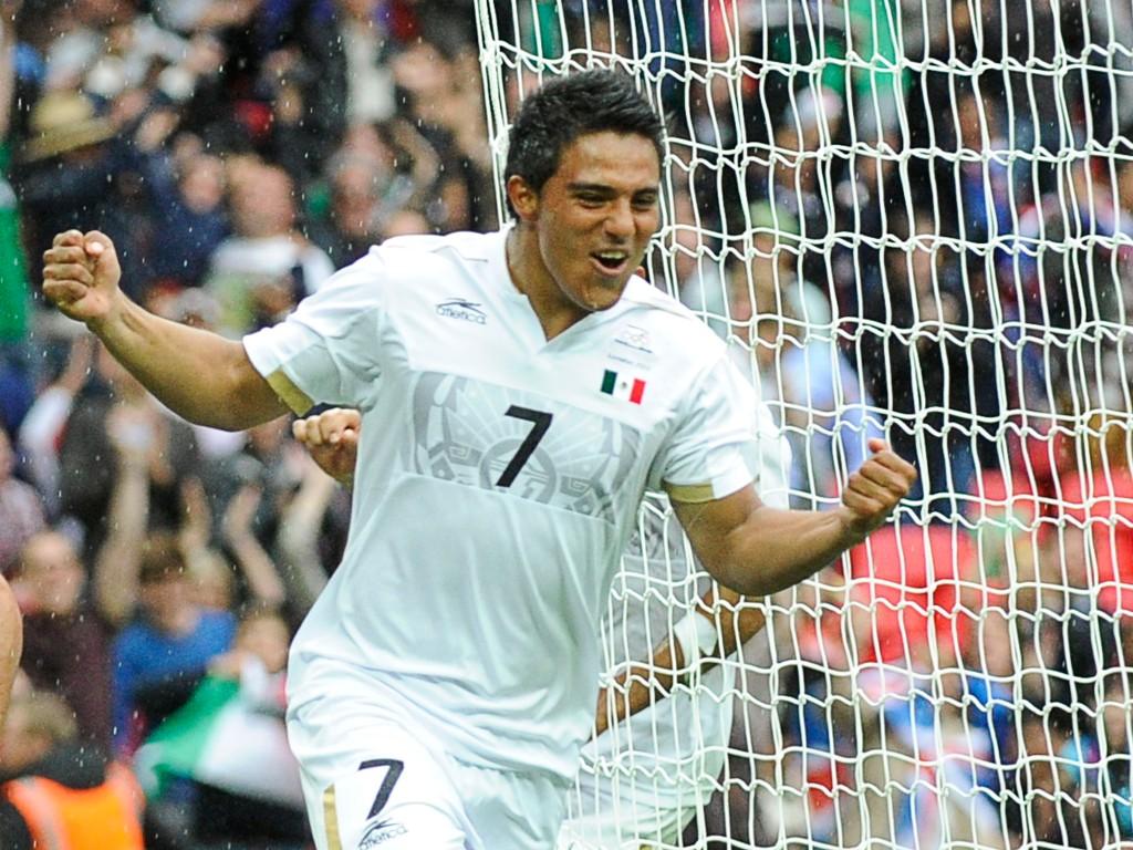 Javier Cortes futbol