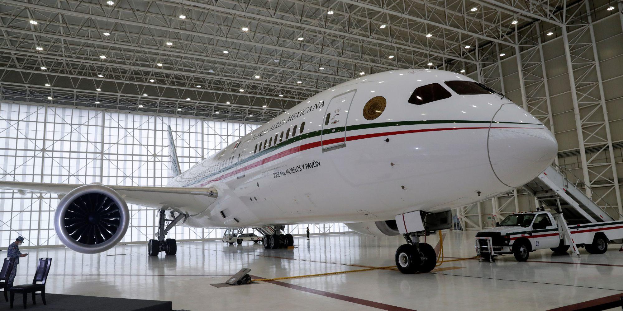 sorteo avion presidencial   Business Insider México