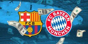 Barcelona vs Bayern Múnich: el duelo de carteras entre dos de los clubes de futbol más ricos del mundo