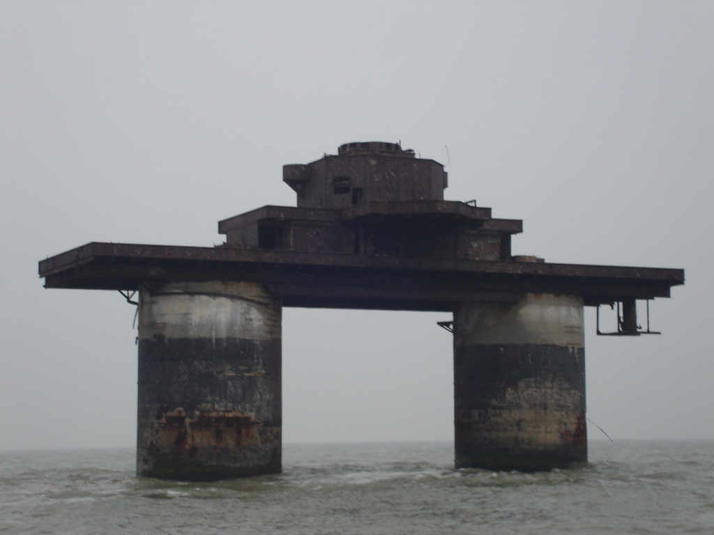 lugares abandonados Reino Unido