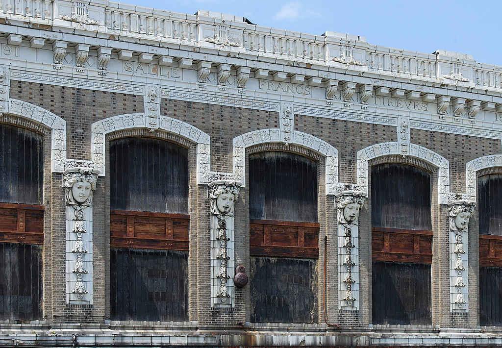 lugares abandonados New Bedford