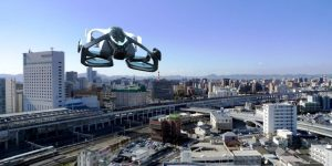 SkyDrive, la compañía japonesa que planea lanzar autos voladores en 2023