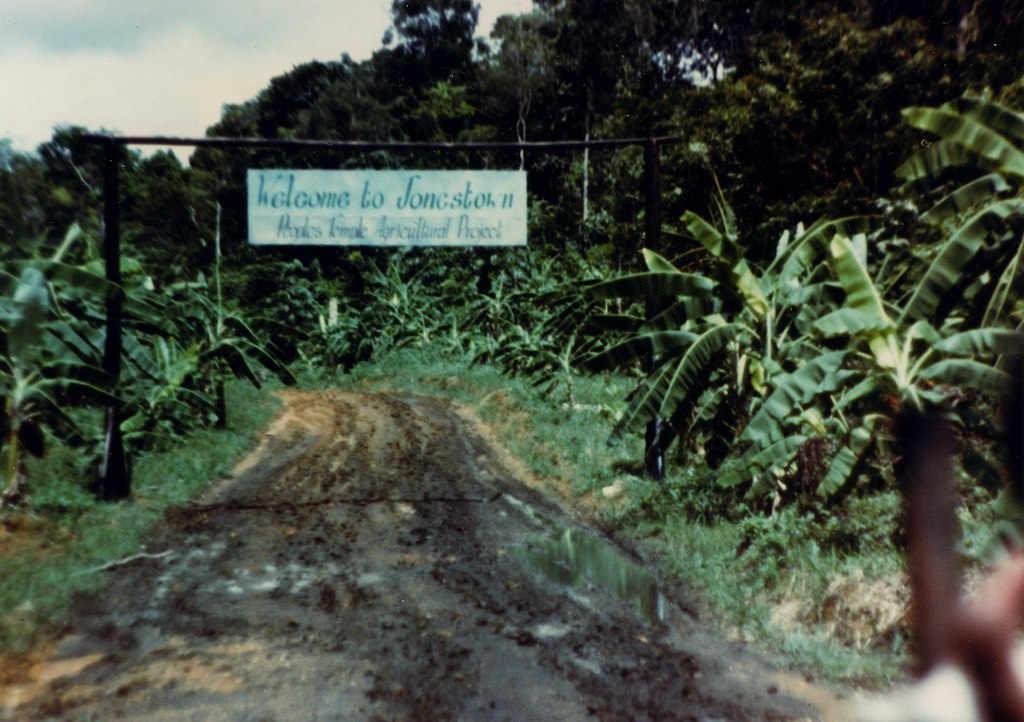 lugares abandonados Jonestown