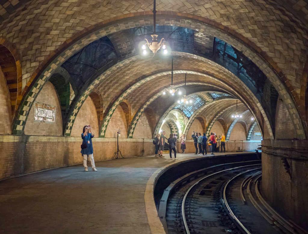 lugares abandonados New York