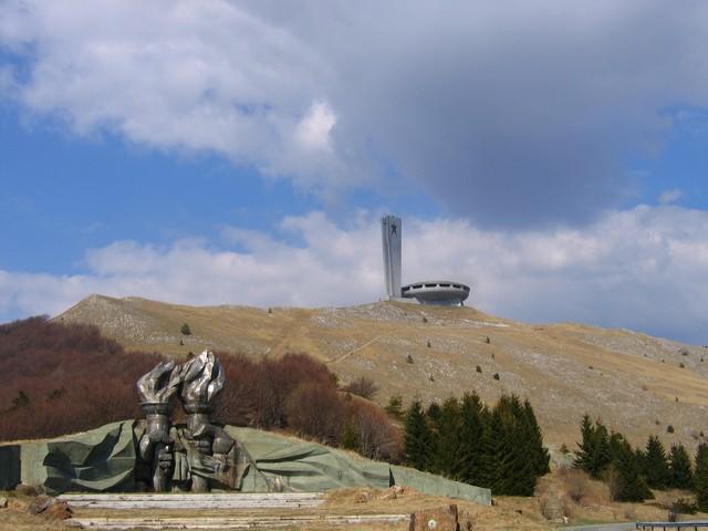 lugares abandonados Bulgaria