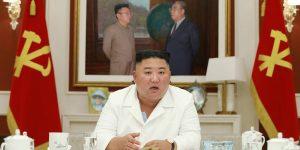 Kim Jong-un está usando su propia reserva privada de comida para alimentar a Corea del Norte, y podría ser una señal preocupante.
