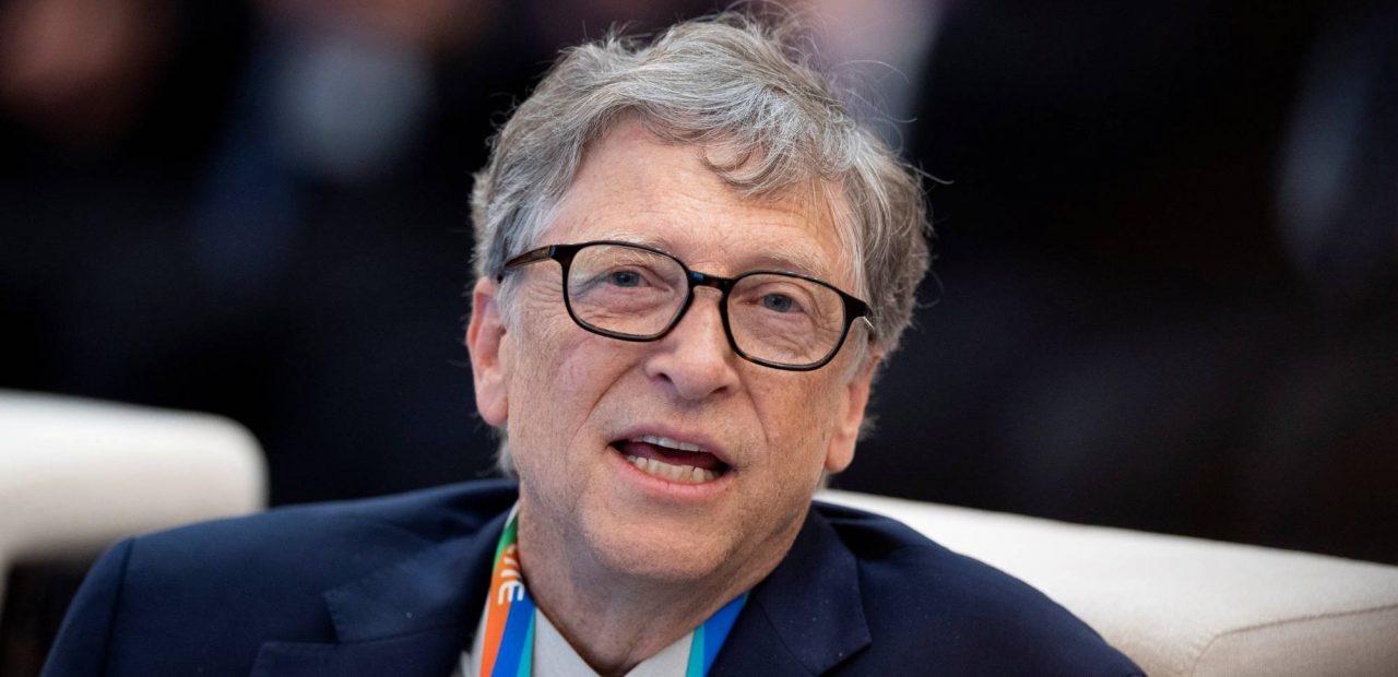 Bill Gates energía