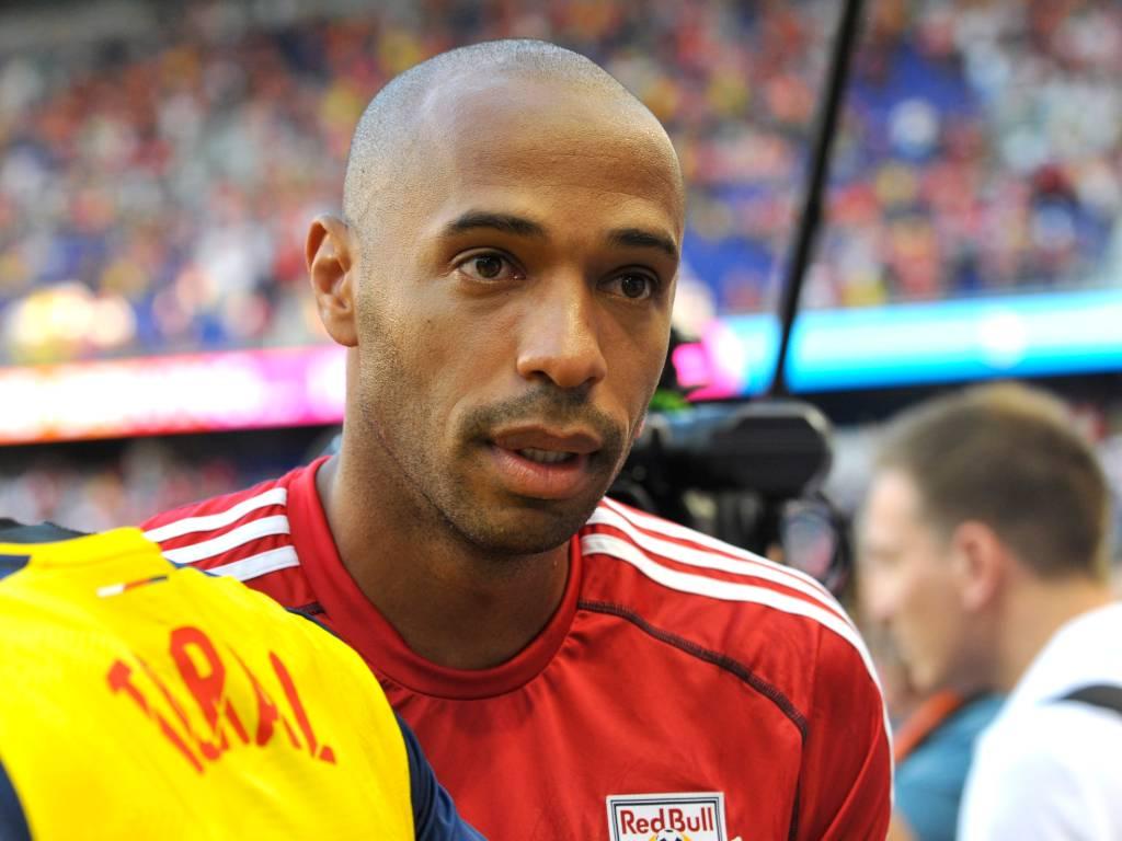Thierry Henry retiro