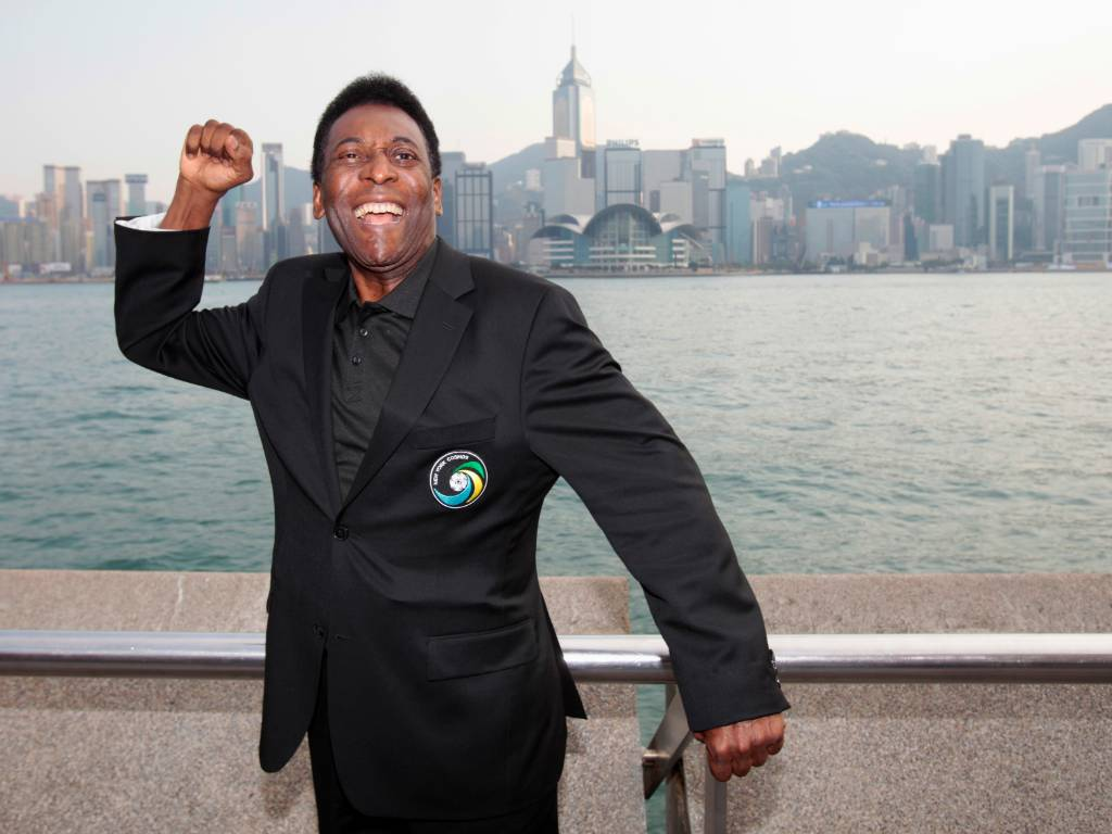 Pelé new york cosmos