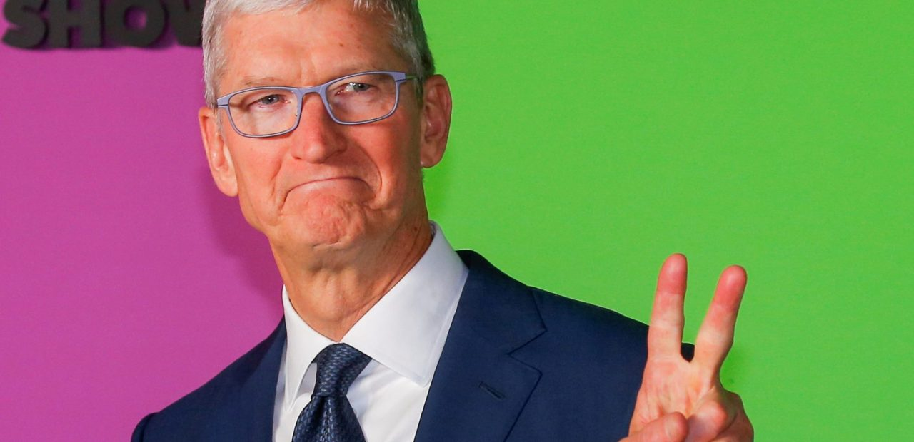 Apple valor de mercado   Business Insider México