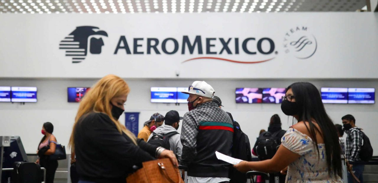 reestructura Aeroméxico