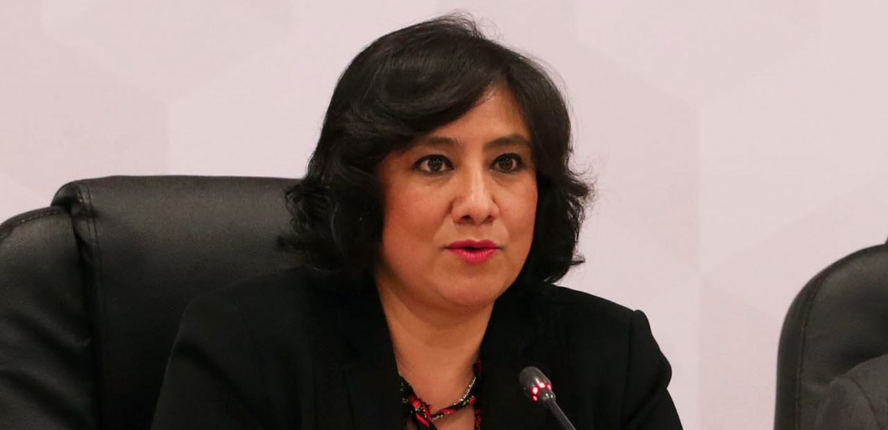 irma erendira sandoval Nexos   Business Insider México