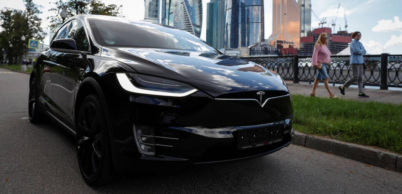 Tesla sensor