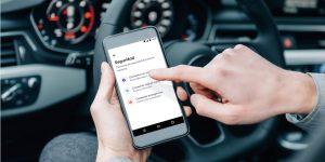 Cabify activa botón de seguridad para sus socios conductores; una medida que se suma a los protocolos  para disminuir robos