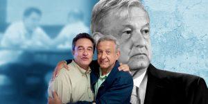 Quién es Pío López Obrador, el hermano de AMLO que apareció en un video recibiendo dinero para Morena