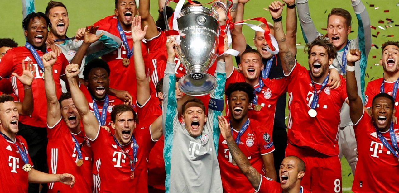 Bayern Múnich Champions