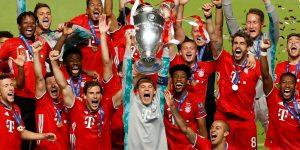 El Bayern Múnich gana la UEFA Champions League y consigue el triplete europeo