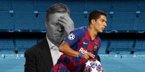 Luis Suárez dejaría al FC Barcelona para la próxima temporada, ya que Ronald Koeman no lo contempla más en el equipo