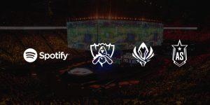 """Spotify se convierte en el proveedor global exclusivo de transmisión de audio para """"League of Legends"""""""
