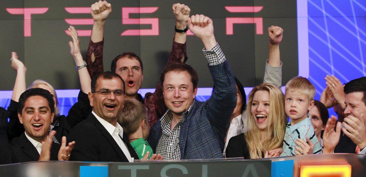Invertir en Tesla | Business Insider Mexico
