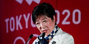 La gobernadora Tokio asegura que situación por coronavirus mejora, mantiene intención de celebrar los Juegos Olímpicos