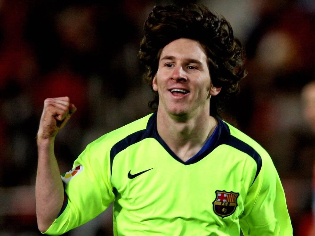 Lionel Messi 2006