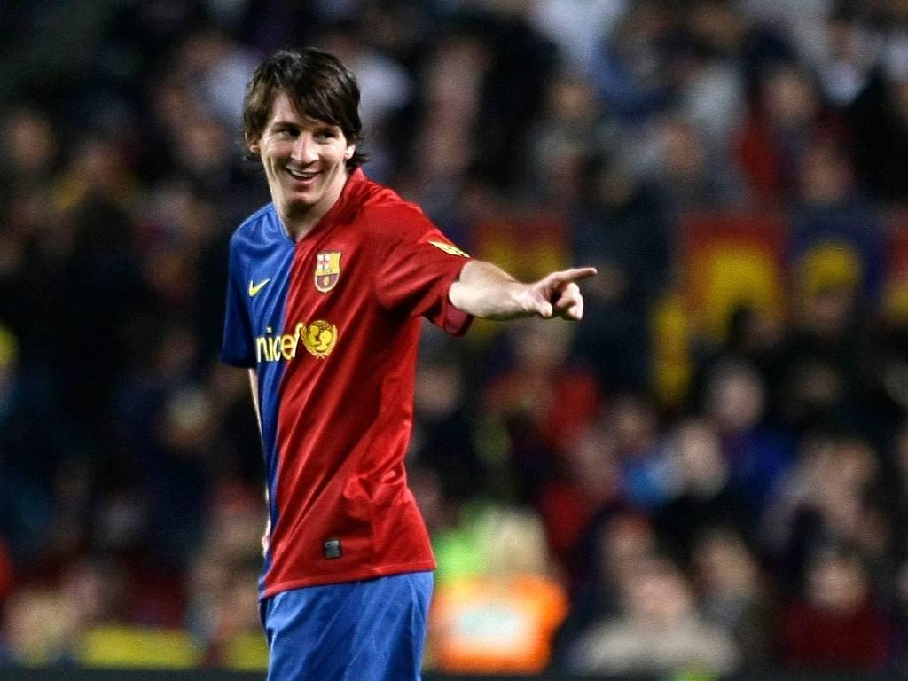Lionel Messi 2008