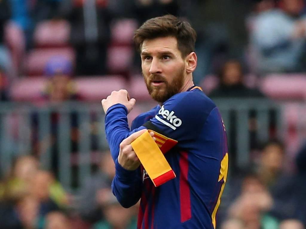 capitán Barcelona