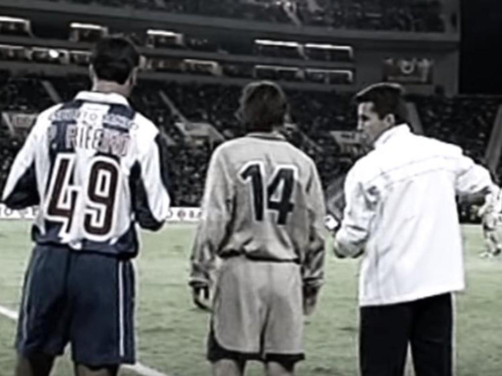 Lionel Messi 2003