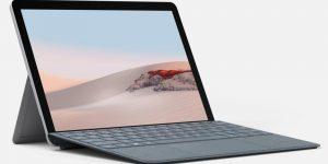 Esto es lo que sabemos de la Surface Go 2 de Microsoft, la tablet que se convierte en laptop