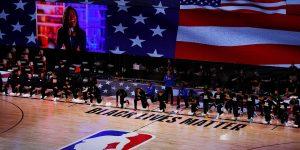Los playoffs de la NBA continuarán, luego de los jugadores buscaran boicotearla como parte de una protesta en contra del racismo y la violencia policial