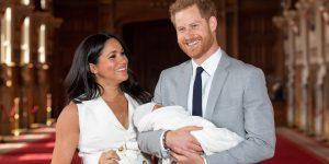 Meghan Markle dijo que el príncipe Harry le mostrará a su hijo Archie lo que significa ser un feminista masculino