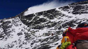 Los escaladores tienen el doble de probabilidades de llegar a la cumbre del Monte Everest que hace 20 años