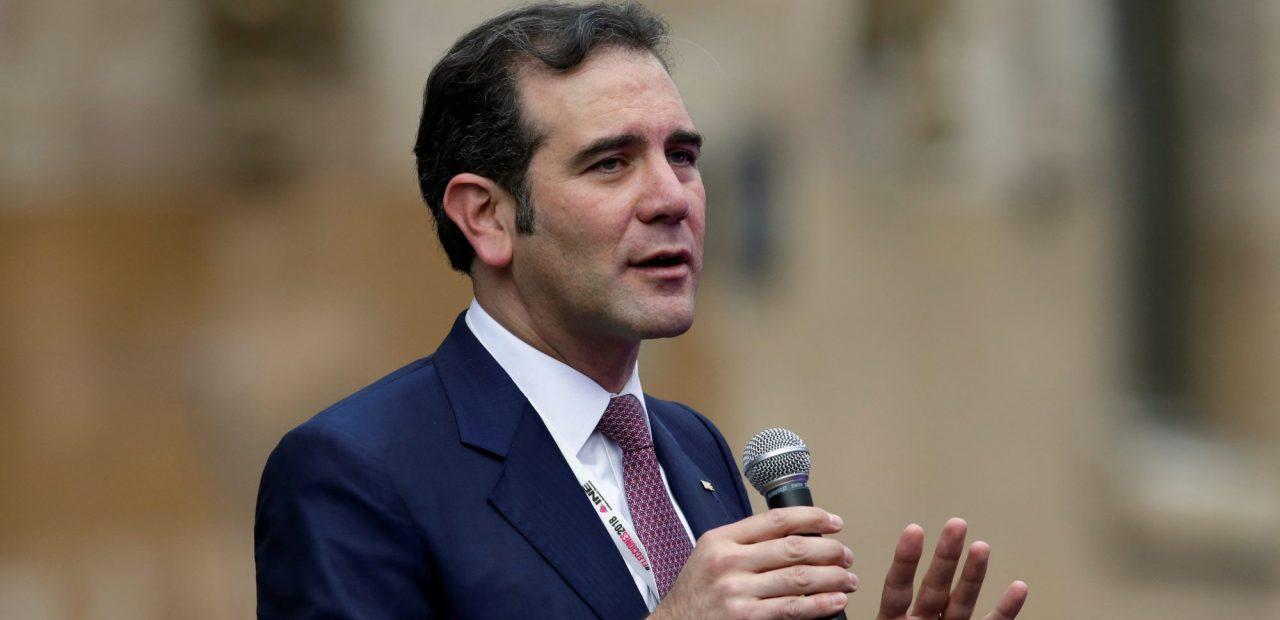 partidos politicos ine | Business Insider México